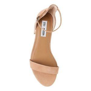 Steve Madden Shoes - Steve Madden   NWOB Ireneew Tan Nubuck Heels